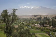'Misti Volcano - Arequipa, Peru