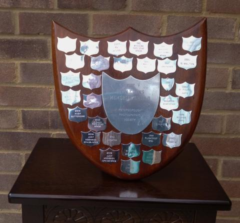 Joan Evans Memorial Shield